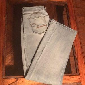 Ex-long Jeans